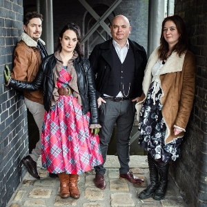 A Bright New Year with The Melrose Quartet