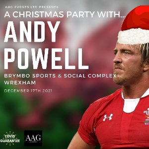 A Christmas Party with Andy Powell