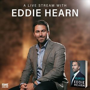 A Night In With Eddie Hearn