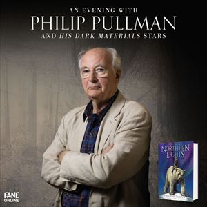 A Night In With Philip Pullman