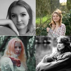 Abigail Hannah // Paris Paloma // Maggie Baring