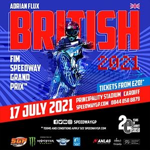 2021 Adrian Flux British FIM Speedway Grand Prix