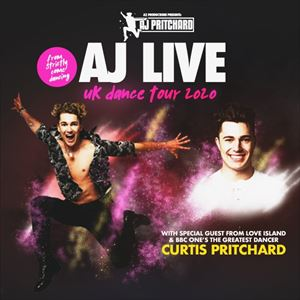 AJ Pritchard's 'AJ Live 2020'