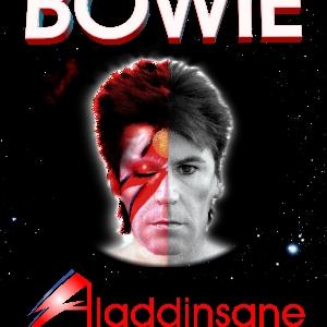 Aladdinsane Bowie Tribute