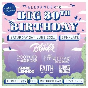 Alexander's Big 30th Birthday Trib Fest