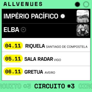 Império Pacífico (Pt) + ELBA (Es)