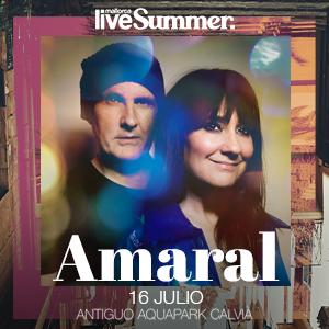 Amaral - Mallorca Live Summer