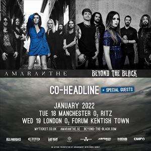 Amaranthe & Beyond The Black