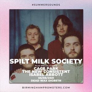 An Audience With: Spilt Milk Society