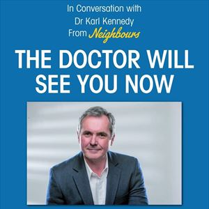 An Evening with Dr Karl Kennedy