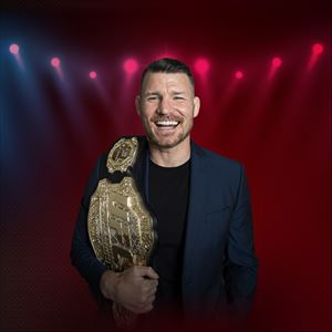 An Evening With Michael Bisping