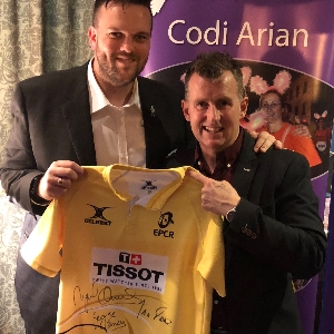 An Evening with Nigel Owens MBE