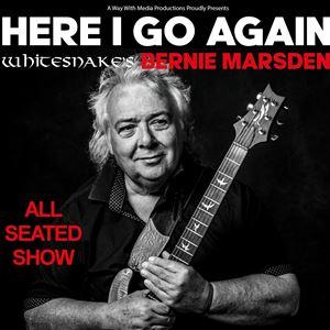 An Evening with Whitesnake's Bernie Marsden