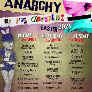 Anarchy @ The Waterloo Weekend