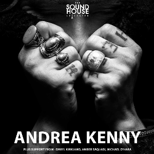 Andrea Kenny + Supports