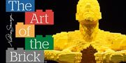 The Art of the Brick ends 12 April