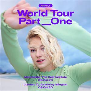 Astrid S: World Tour Part One