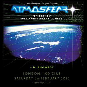 ATMOSFEAR 'En Trance' 40th anniversary