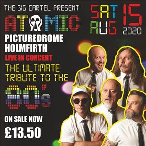 Atomic - The Ultimate 80's Tribute Band
