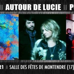 AUTOUR DE LUCIE + GUILLO + PURPLESTON à Montendre