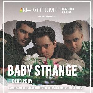 Baby Strange + Support