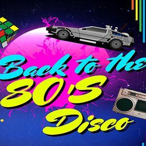 Back to the 80's Disco Night Longbridge