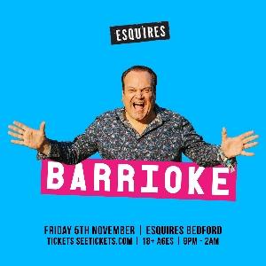 Barrioke ft Shaun Williamson