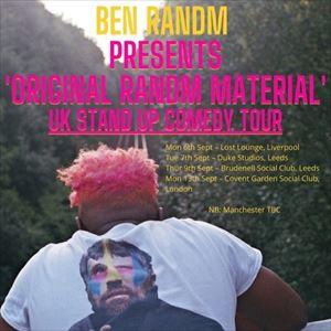 Ben Randm Presents. 'Original Randm Material'