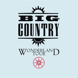 BIG COUNTRY 'Wonderland'