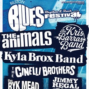 Bilston Blues, Rhythm & Rock Festival