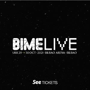 Bime Live 2021 - Viernes