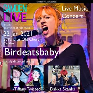 Birdeatsbaby | Tiffany Twisted | Dakka Skanks