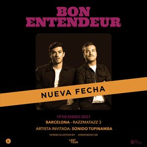 BON ENTENDEUR - LAST TOUR