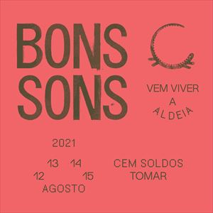 BONS SONS 2021