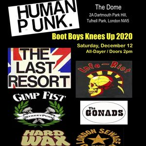 Boot Boys Knees-Up 2020