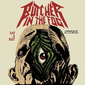 Butcher In The Fog - Album Release Show