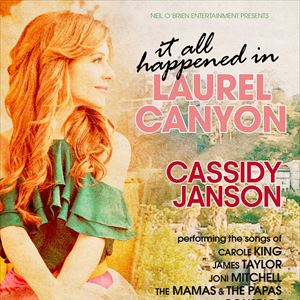 Cassidy Janson  -  'Ladies of Laurel Canyon'