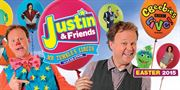 CBeebies Live! Justin & Friends: Mr Tumble's Circus