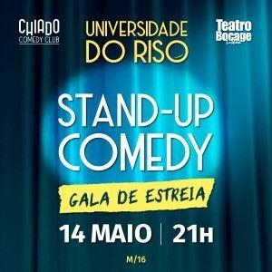 Chiado Comedy Club | Gala De Estreia