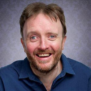 Chris McCausland - Speaky Blinder