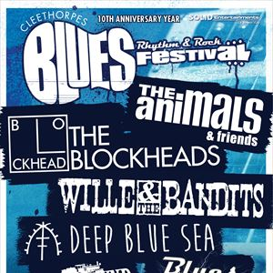 Cleethorpes Blues, Rhythm & Rock Festival