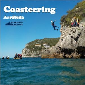 Coasteering - Portinho da Arrábida