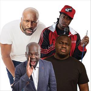 COBO: Comedy Shutdown Black History Month Special