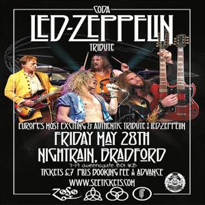 Coda - Led Zeppelin Tribute