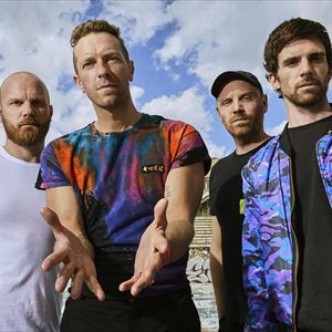 Coldplay - Music Of The Spheres World Tour