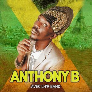 Concert Anthony B au Cabaret Sauvage.