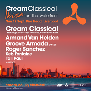Cream Classical Ibiza On The Waterfront
