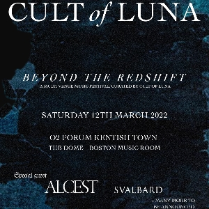 Cult Of Luna - Beyond The Redshift