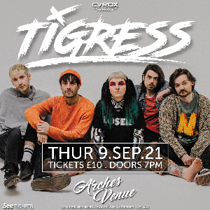 CV ROX presents TIGRESS