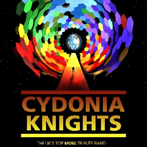 Cydonia Knights - The UK's No1 Muse Tribute